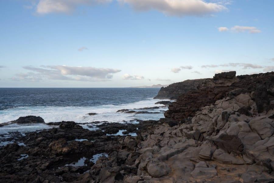 Los charcones à Lanzarote iles canaries