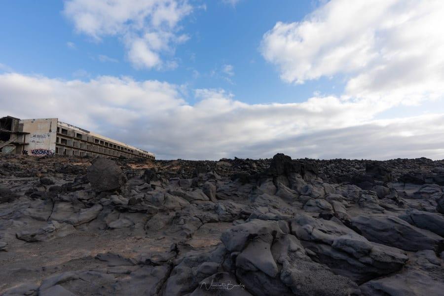 Los charcones hotel Lanzarote