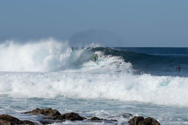 Surf à La Santa à Lanzarote ILes Canaries