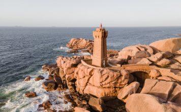 Visiter Perros Guirec et la côte de granit rose