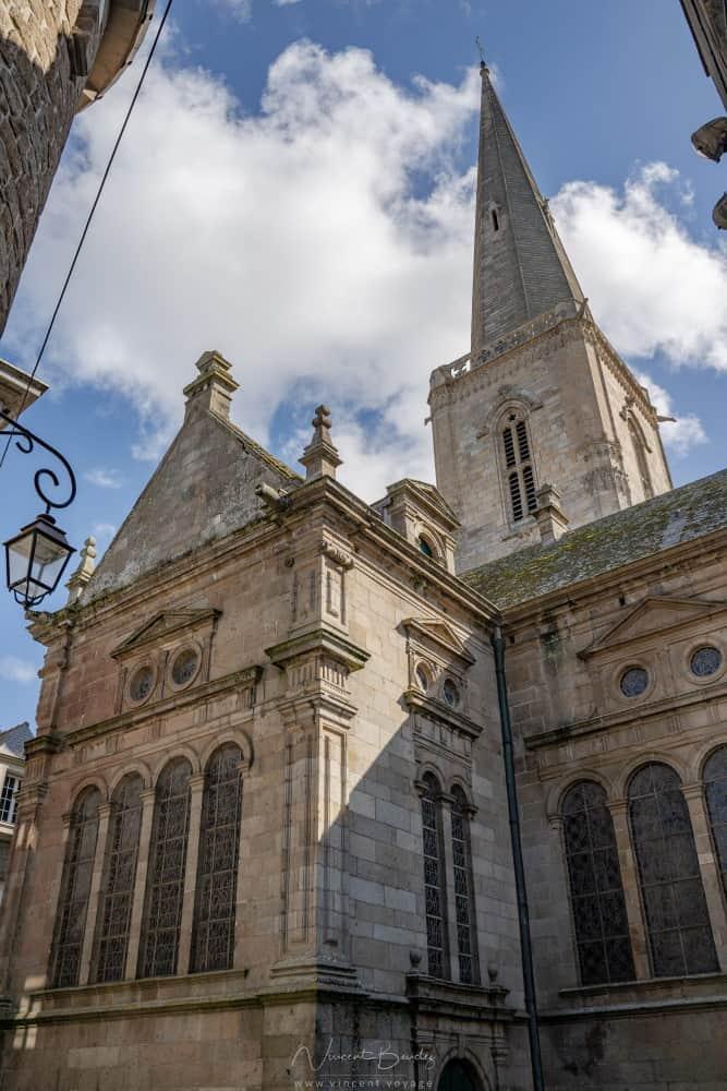 Cathédrale saint vincent de Saint Malo