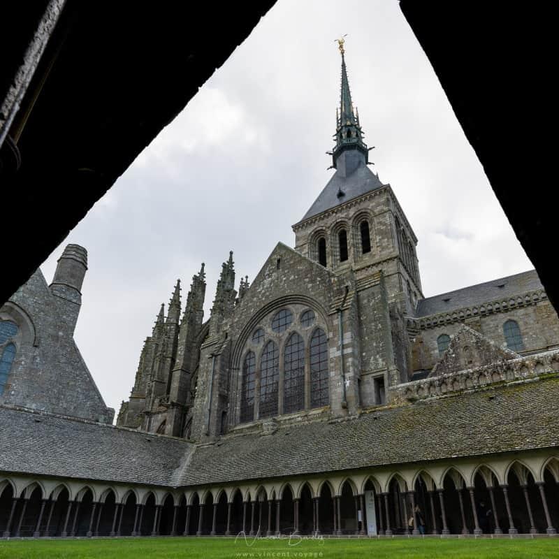 Basilique Mont Saint Michel