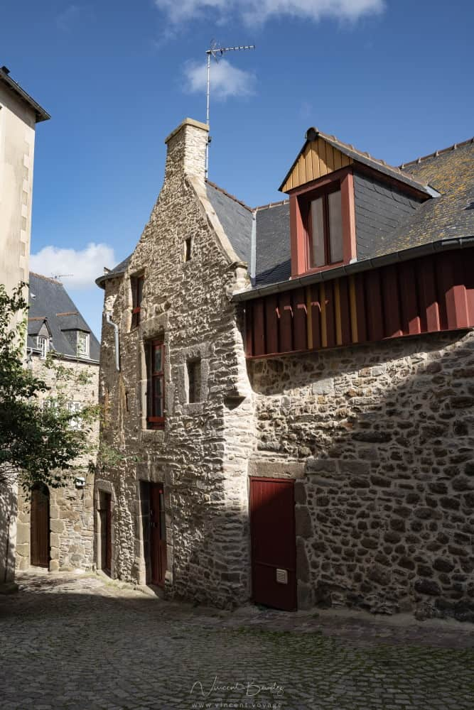 Saint Malo intra muros vieille ville
