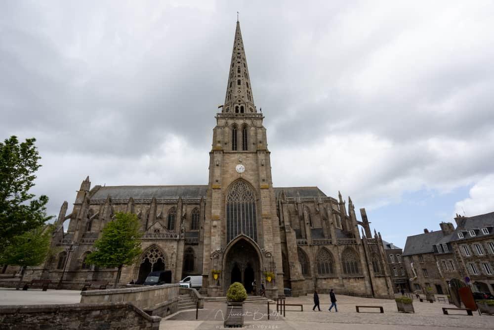 cathédrale treguier