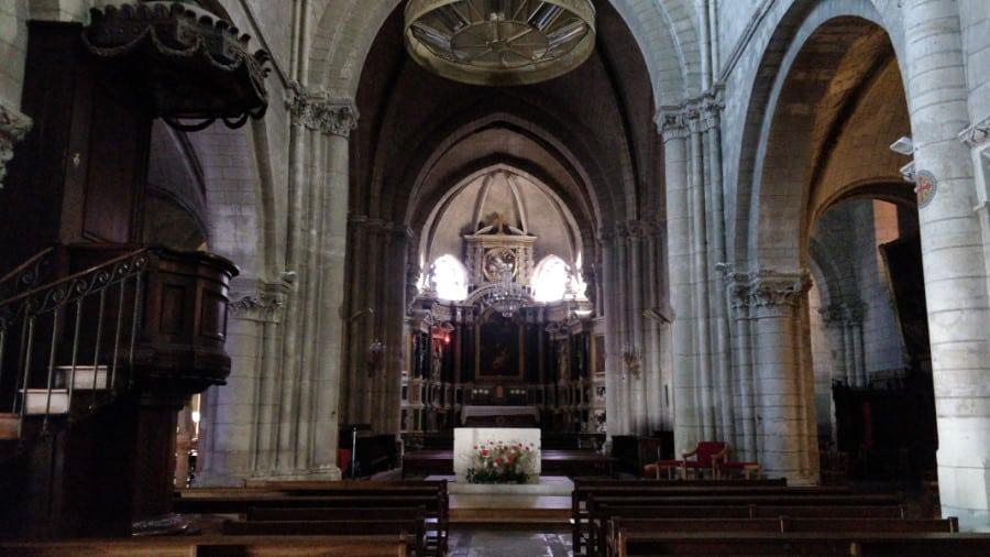 Eglise saint denis à Amboise