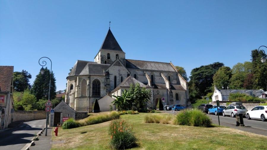 Eglise saint denis amboise