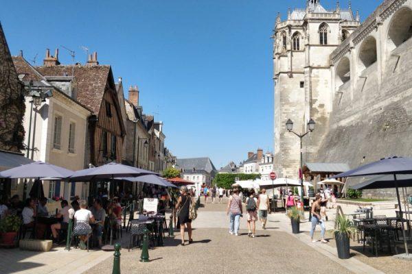 centre ville Amboise