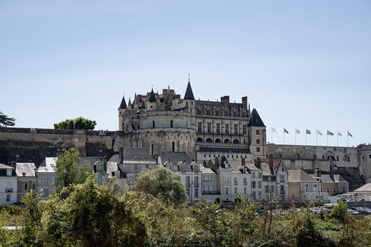 chateau royal amboise vallée de la loire