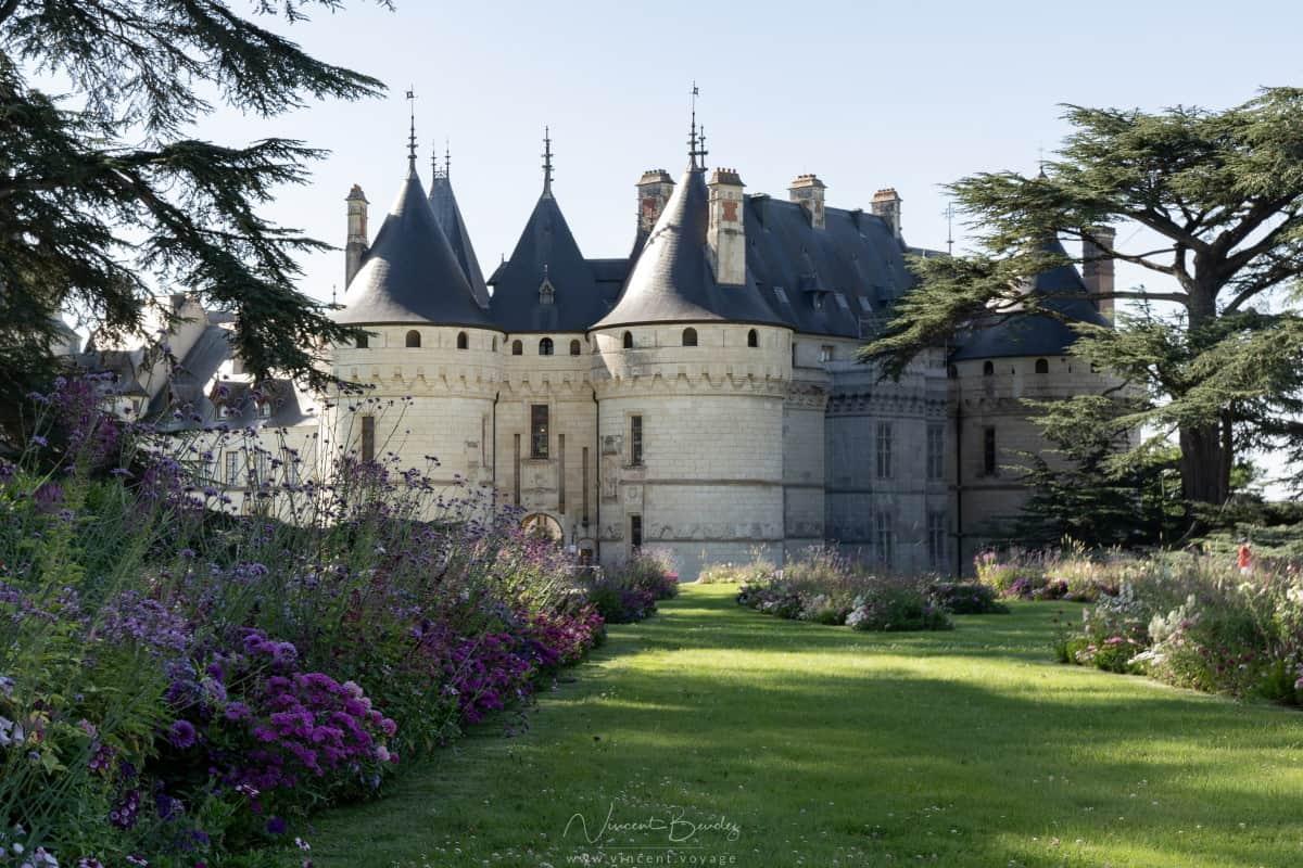 chateau de chaumont val de loire