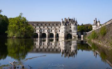 visiter le château de Chenonceau dans la Loire