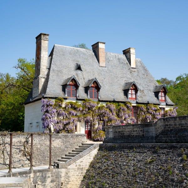 Maison du château de chenonceau