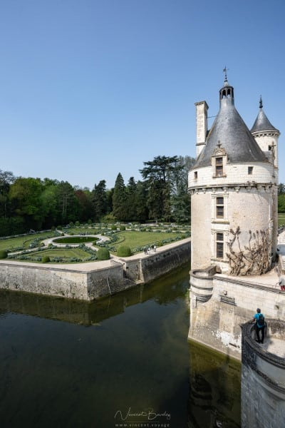 Tour des Marques château de Chenonceau