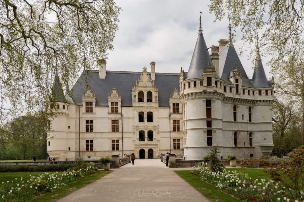 visiter Azay le Rideau en Indre et Loire