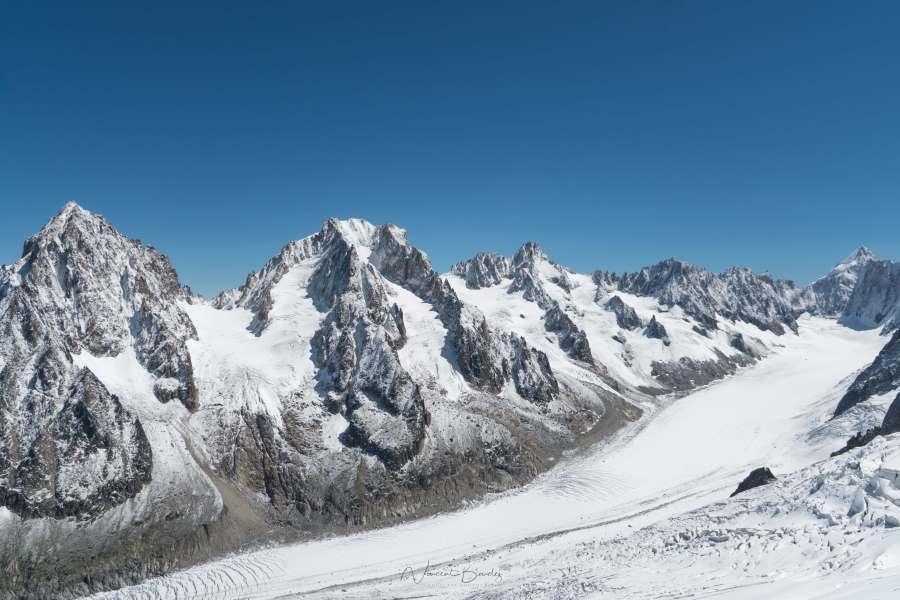 Glacier argentiere Grands montets Chamonix Mont Blanc | Blog Vincent Voyage