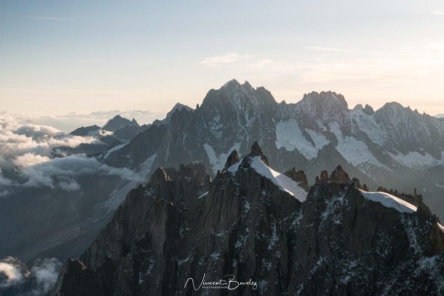 aiguille du midi chamonix alpes mont blanc blog vincent voyage
