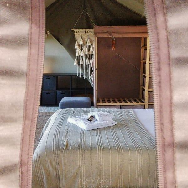 Glamping Lodges du mas de Nadal en France