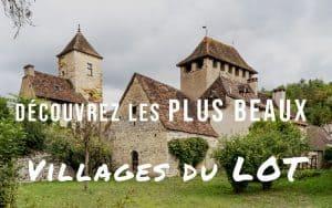 Plus beaux villages du lot