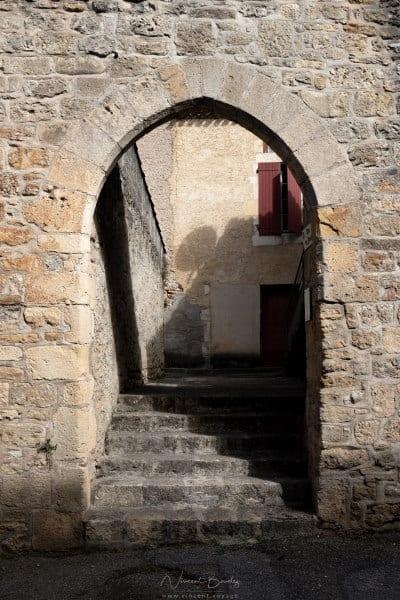 Porte à Puy l'évêque