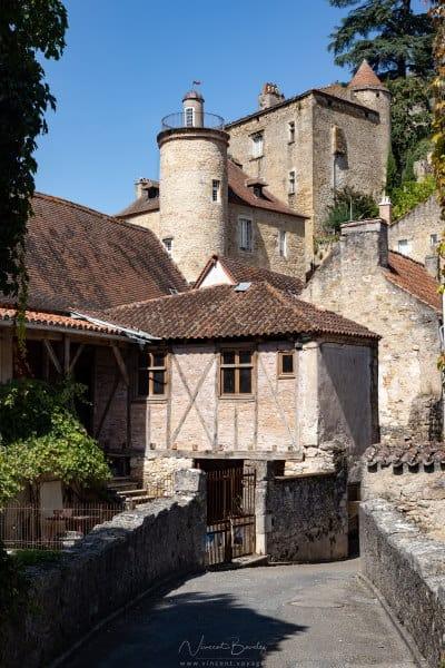 Maisons à Puy l'évêque dans le Lot
