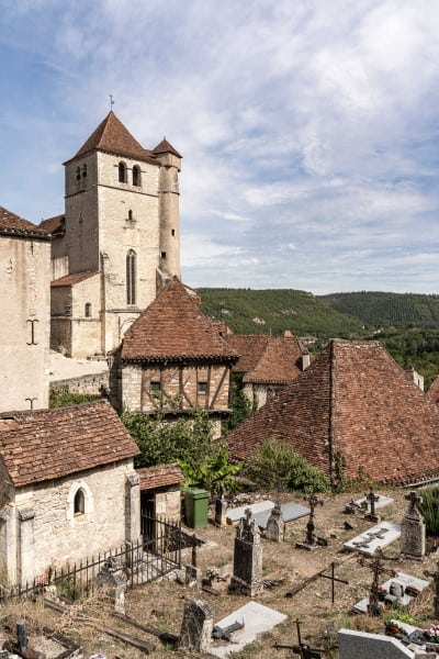 visiter saint cirq lapopie occitanie france lot blog vincent voyage