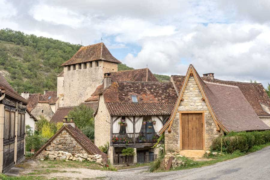 saint martin de vers lot occitanie visite blog vincent voyage