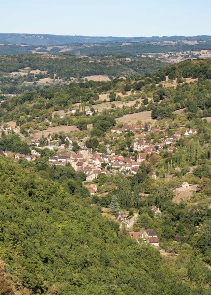 village Autoire vallée Dordogne Lot Occitanie | Blog Vincent Voyage