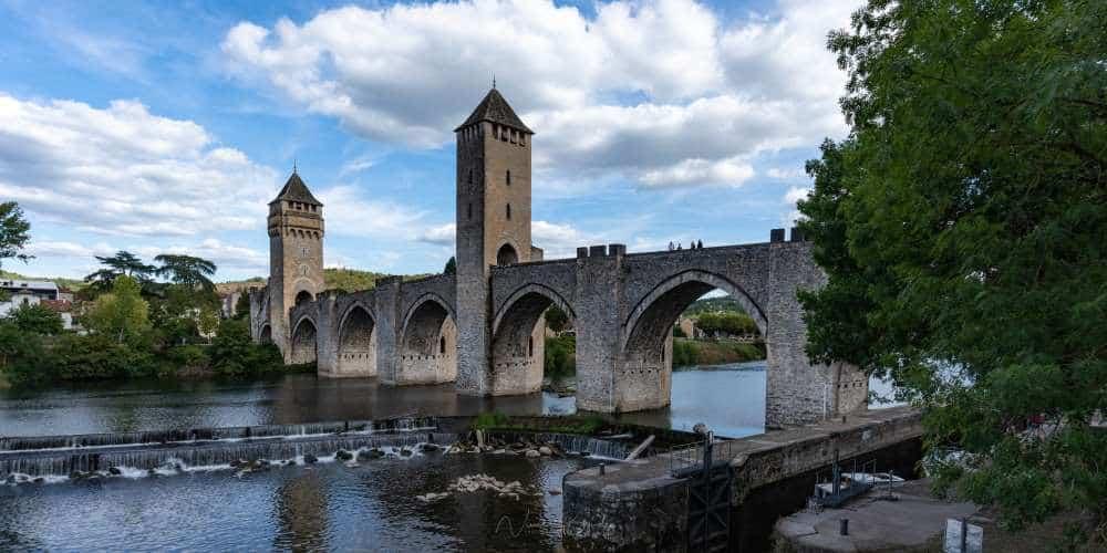 cahors pont valentre Vallée du Lot Occitanie | Blog Vincent Voyage