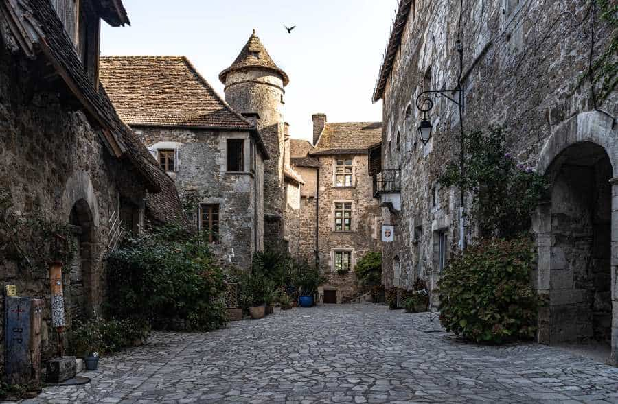 village carennac vallée Dordogne Lot Occitanie | Blog Vincent Voyage
