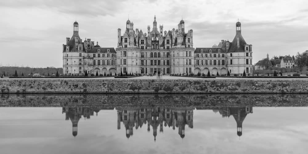 photo chateau chambord