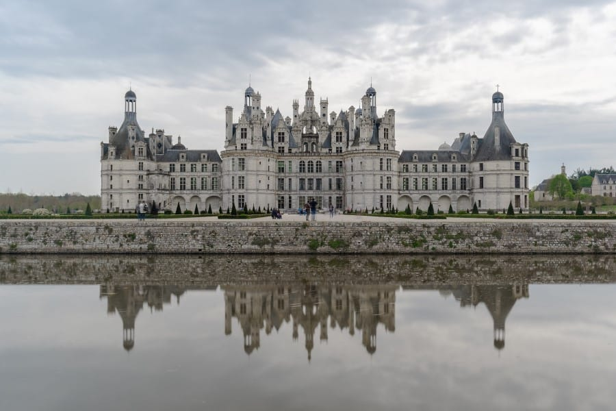photo chateau chambord chateaux de la loire france | Blog Vincent Voyage