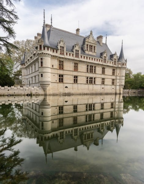 chateau azay le rideau
