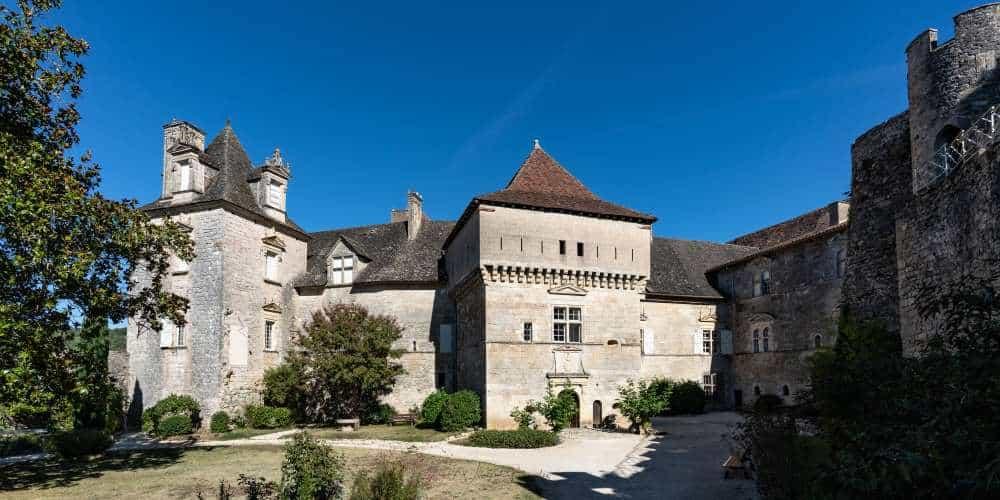 chateau cenevieres Vallée du Célé Lot Dordogne Occitanie | Blog Vincent Voyage