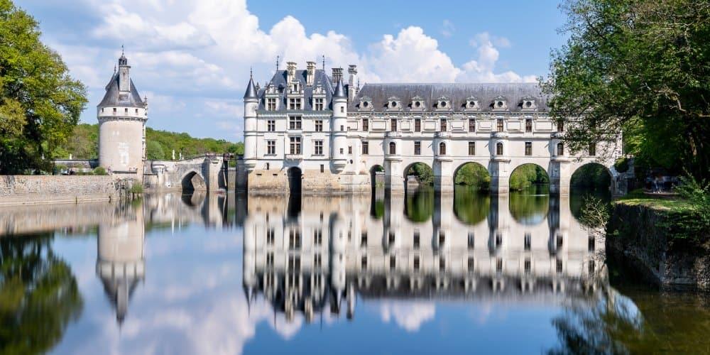 chateau de chenonceau chateaux de la Loire photo | Blog Vincent Voyage