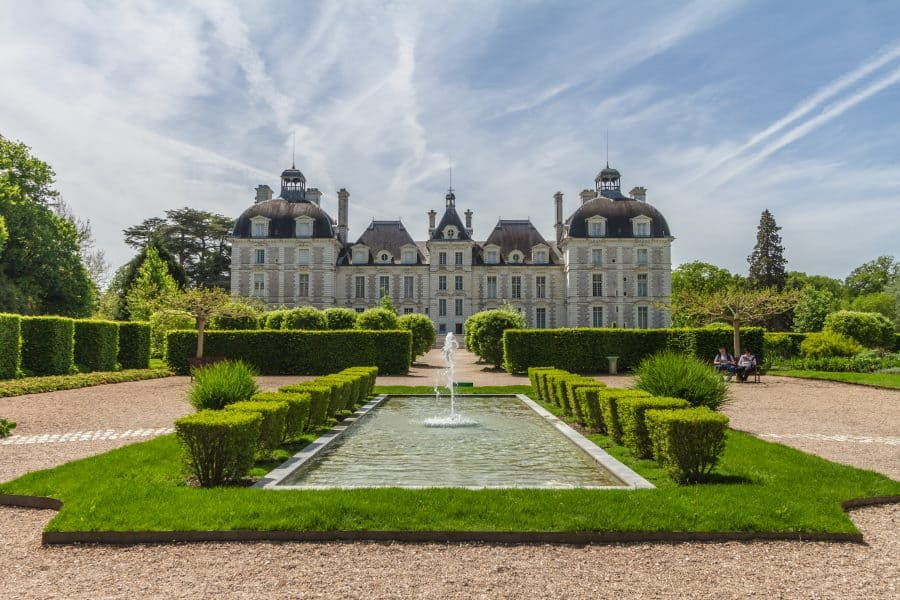 cheverny chateau