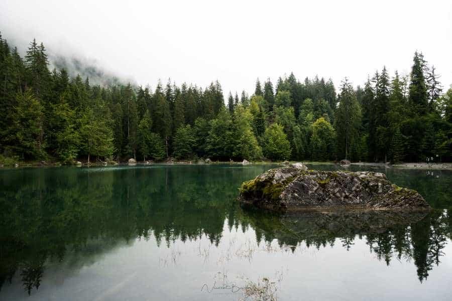 lac vert chamonix mont blanc | Blog Vincent Voyage