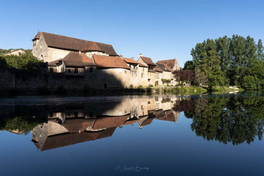 marcilhac cele village Lot Occitanie | Blog Vincent Voyage