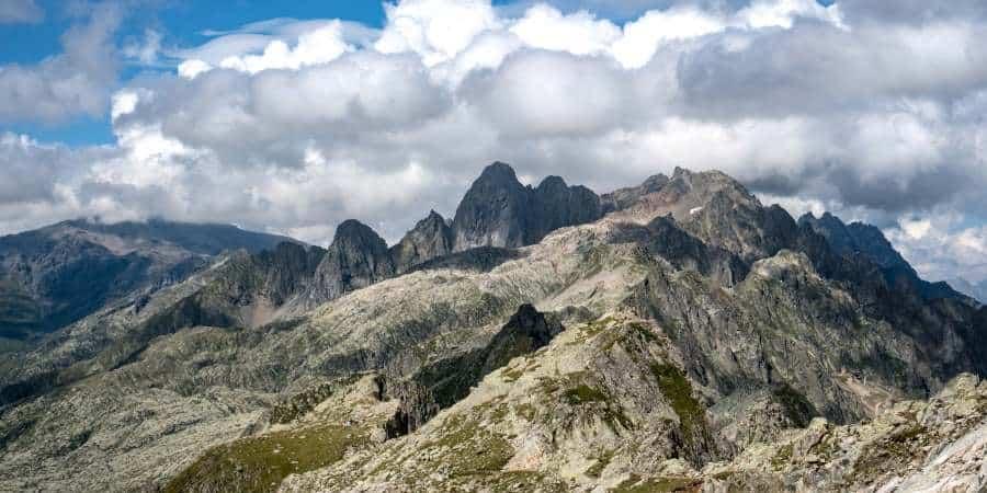 massif aiguilles rouges chamonix | Blog vincent voyage
