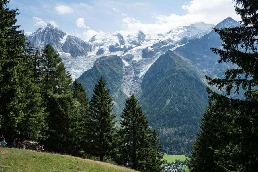 parc de merlet montagnes Chamonix | Blog Vincent Voyage