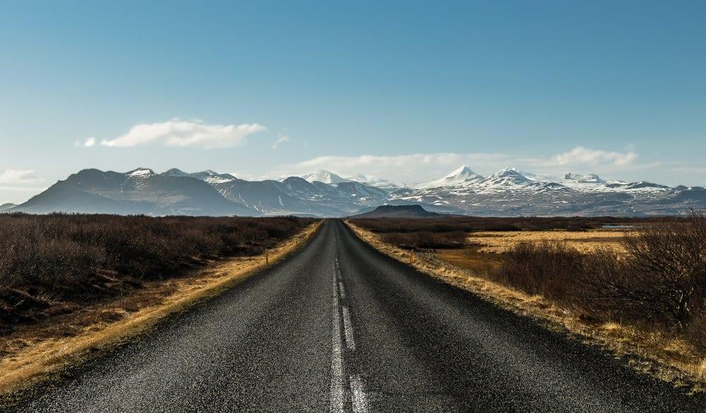 Snæfellsnes islande montagnes