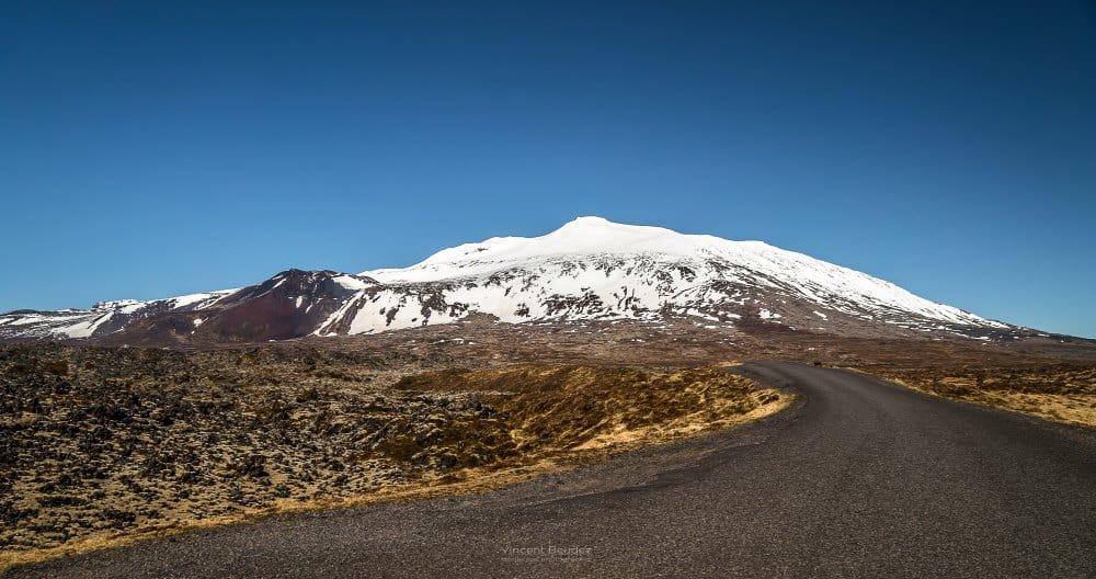 Snæfellsnes paysages montagnes visiter photo volcan lac en Islande | Blog Vincent Voyage