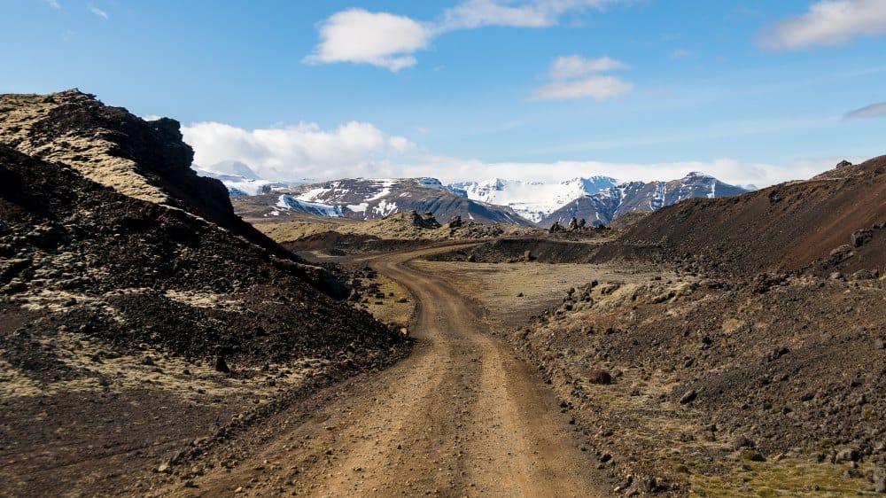 Snæfellsjökull Snæfellsnes paysages montagnes visiter photo volcan glacier en Islande | Blog Vincent Voyage