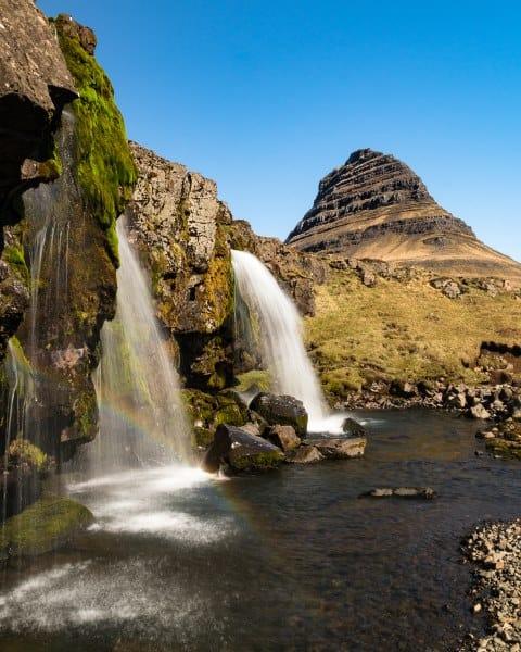 cascade Islande Kirkjufellsfoss