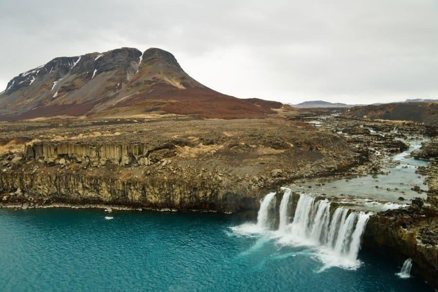 cascade Islande Thjofafoss
