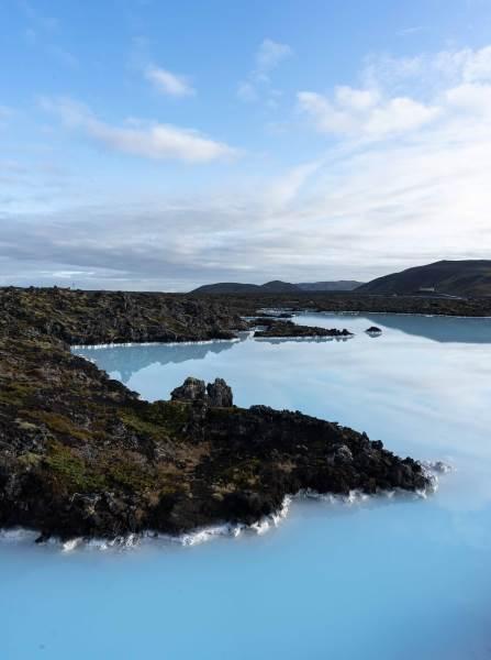 blue lagoon islande eau turquoise | blog vincent voyage