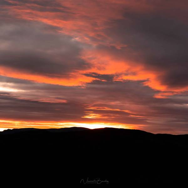 coucher de soleil highlands fjallabak islande | blog vincent voyage