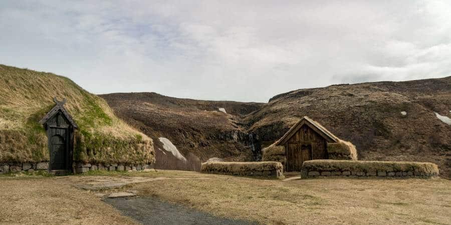 ferme Þjóðveldisbærinn viking islande hjalpazrfoss | blog vincent voyage