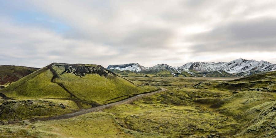 fjallabak route volcans montagnes landmannalaugar islande