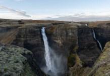 voir haifoss granni cascades canyon | blog vincent voyage