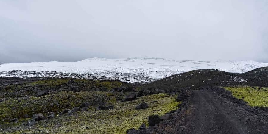 route F snaefellsnes glacier islande | blog vincent voyage
