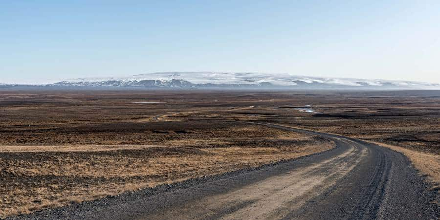 route Kjölur islande highlands F35 | blog vincent voyage